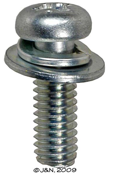 Alternator screw suits Denso