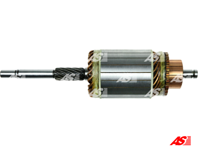 Brand new AS-PL Starter motor armature