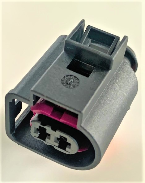 Engine Management Plug - 2 Pin